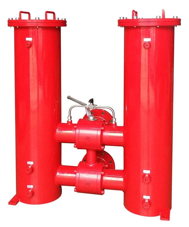 长沙供应回油管道分水器型号