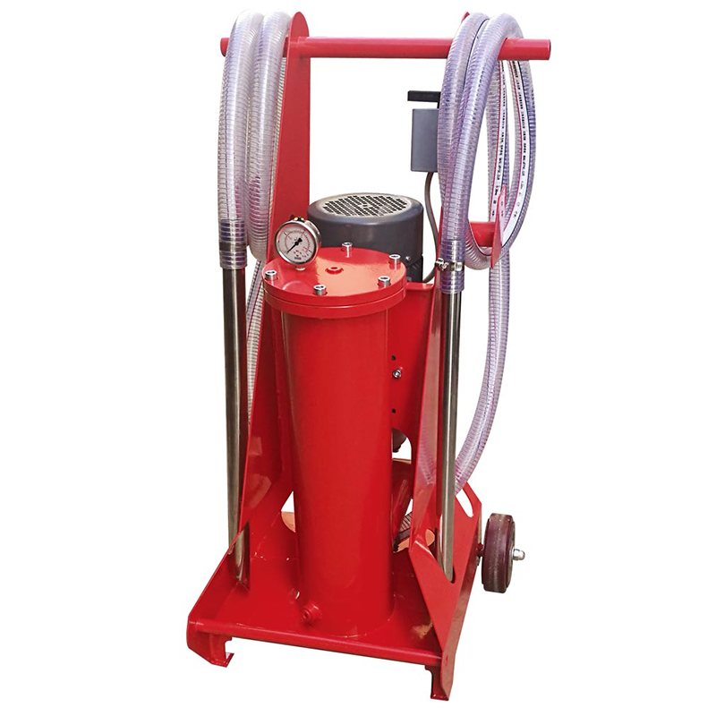 HH系列高精粉尘滤油机